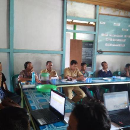 Pendampingan Desa Tonggak Menuju Self Governing Community